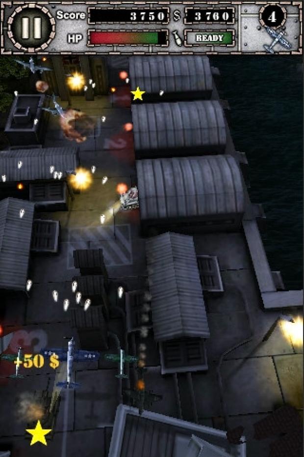 AirAttack HD Ekran Görüntüsü
