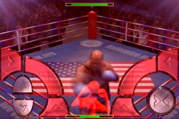 International Boxing Champions Ekran Görüntüsü