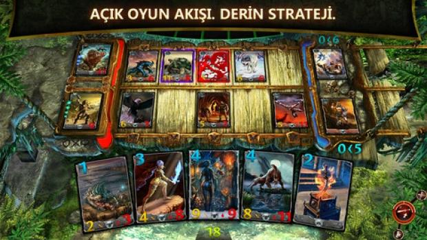 Order and Chaos Duels Ekran Görüntüsü