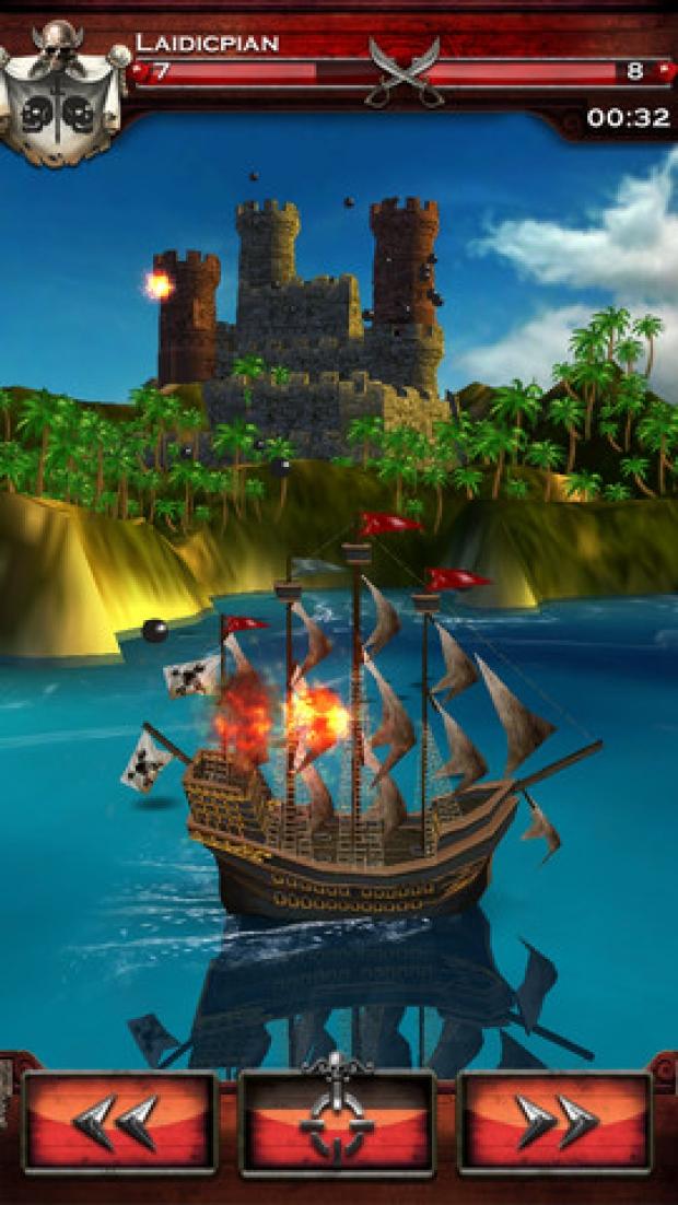 Pirates of the Caribbean Ekran Görüntüsü