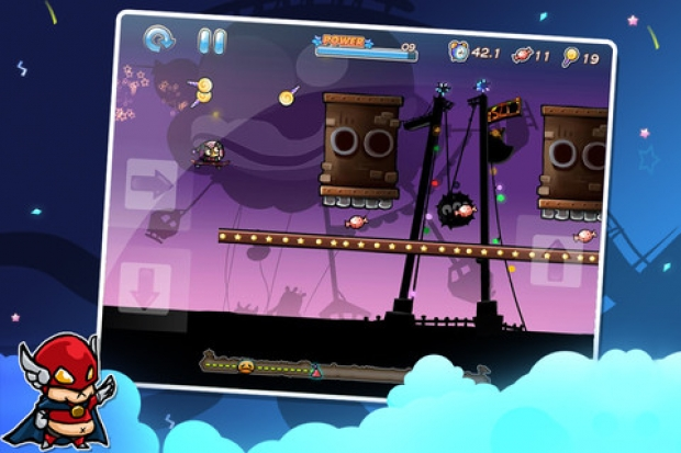 Power Skate Ekran Görüntüsü