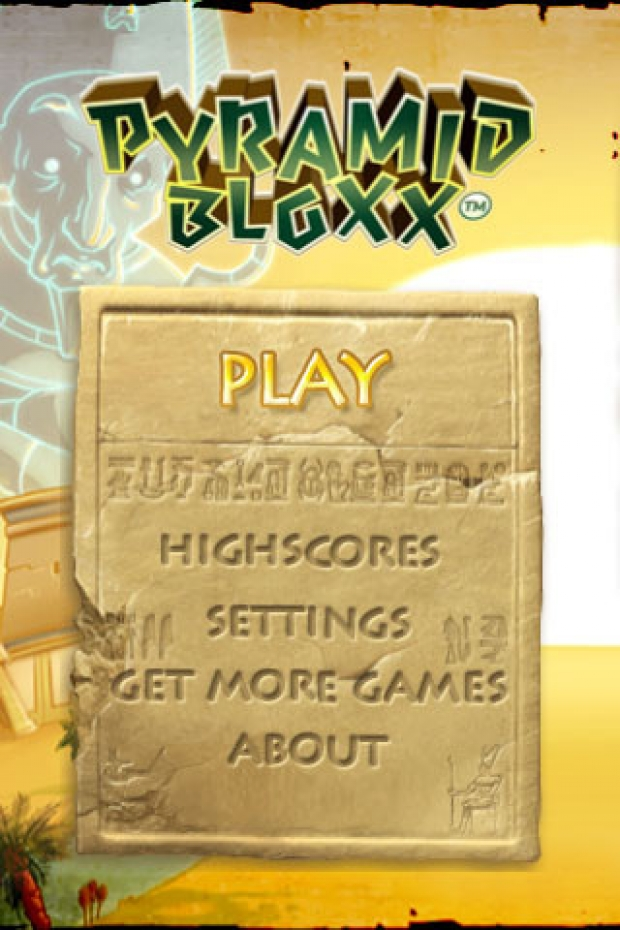 Pyramid bloxx Ekran Görüntüsü