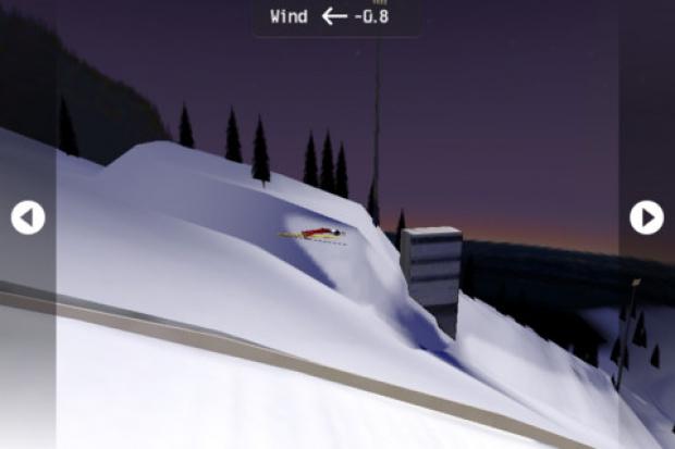 Vikersund Ski Flying Ekran Görüntüsü