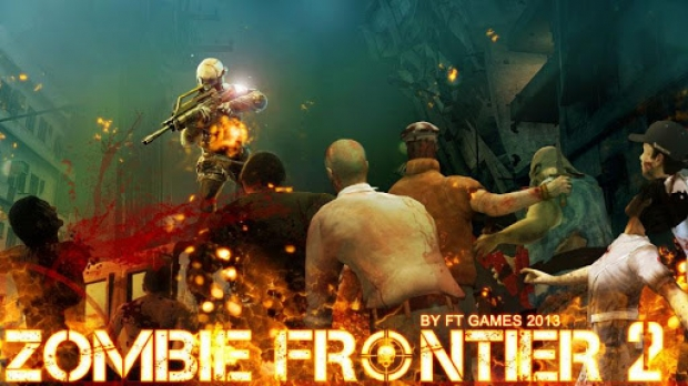 Zombie Frontier 2:Survive Ekran Görüntüsü