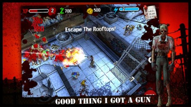 Zombie HQ Ekran Görüntüsü