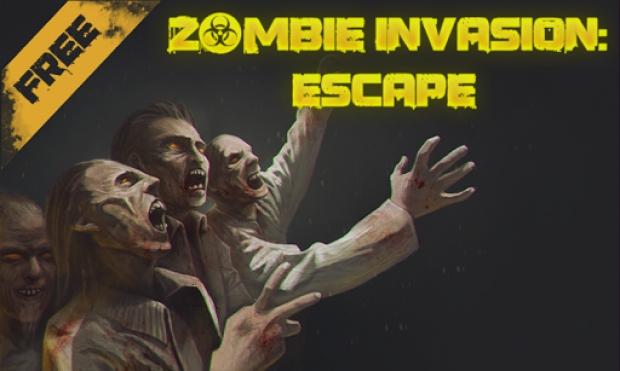 Zombie Invasion: Escape Ekran Görüntüsü
